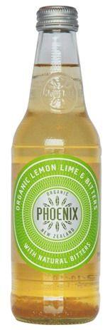 Phoenix Organics Lemon Lime Bitter