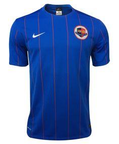 SM Caen Home Kit 15-16 Nike Nike Football Kits 2070a8c0b511a