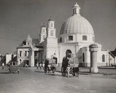 De Willemskerk aan de Heerenstraat te Semarang, Java, Indonesië (1933)