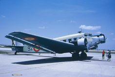 ju-52 Ejercito del Aire