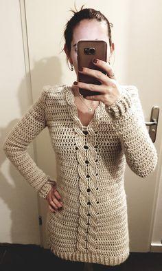 9fc9e21ed5716f 38 beste afbeeldingen van Gehaakte Trui Patronen in 2019 - Crochet ...
