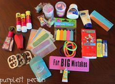Purplest Pecalin: Teacher Survival Kit