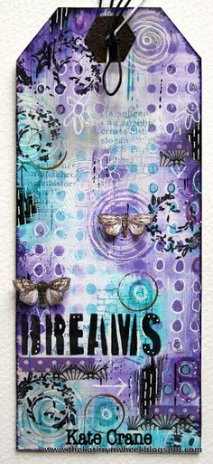 Art journaling, and a bit of this 'n' that.