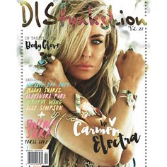 Vol. 21 Featuring Carmen Electra!   #disfunkshionmag #boho #magazine