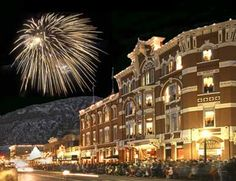 Mahogany Grille Hotel in Durango, Colorado...Has been changed to say the least, since I used to go to Durango, as a child.