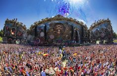 Tomorrowland 2014 Weekend 1 Live Stream: Day 1   Your EDM