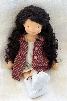 Waldorf doll Tara  18'' Waldorf inspired doll
