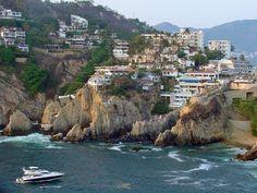 Acapulco Mexico La Quebrada Acapulco
