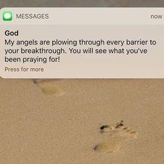 3 messages for Tuesday ~ Spiritual Inspiration Prayer Verses, God Prayer, Prayer Quotes, Spiritual Quotes, Faith Quotes, Bible Quotes, Words Quotes, Jesus Quotes, Sayings