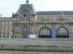 The d'Orsay Museum. One of our favorites in Paris.