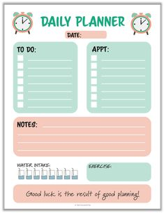 Most current Cost-Free daily planner ideas Tips Paper planners are effective only if you utilize them properly and regularly. Here are a few ways to Daily Planner Pages, Daily Planner Printable, Study Planner, Blog Planner, Planner Template, Weekly Planner, Happy Planner, 2015 Planner, Schedule Templates