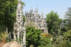 Quinta da Regaleira-Quinta da Regaleira-Sintra-Portugal