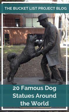 Adventure Bucket List, Adventure Travel, Hachiko, Lake Tekapo, Famous Dogs, Dog Statues, Angel Statues, Bestest Friend, Adventure Activities