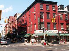 Hoofdpersoon Anthony 'Antsy' Bonano heeft Italiaanse roots en woont in New York