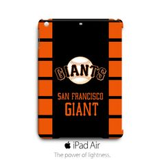 San Francisco Giants Logo iPad Air Case Cover Wrap Around