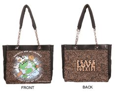 Animal Friends Large Tote – $46.95