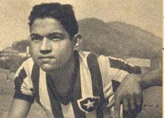 O pequeno Mané Garrincha