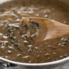 Vegan Vegetarian, Vegetarian Recipes, Cooking Recipes, Stuffed Mushrooms, Stuffed Peppers, Mushroom Gravy, Vegan Thanksgiving, Veggie Recipes, Recipes