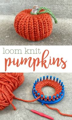 Round Loom Knitting, Loom Knitting Stitches, Spool Knitting, Knifty Knitter, Loom Knitting Projects, Finger Knitting, Start Knitting, Easy Knitting, Loom Knitting For Beginners