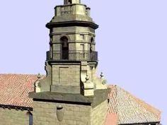 Iglesia románica de la Magdalena, en Còrdoba. Se rmeonta a los tiempos de Fernando III el Santo. Por eso el grupo de inglesias de aquella época se denominan de pestilo fernandino'.