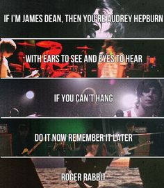 these are older songs but i swear they are some of the best songs the band has. fo reals  -Elizabeth<3