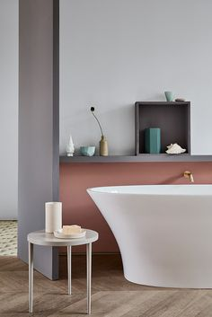 The Most Overlooked Fact Regarding Terracotta Bathroom Uncovered Country Interior, Interior And Exterior, Interior Design, E Design, Estilo Color Block, Color Terracota, Interior Door Knobs, Bathroom Mirror Cabinet, Little Greene