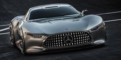 Mercedes-AMG's Hybrid Hypercar Will Have More Than 1000 HP, Electric All-Wheel Drive