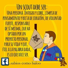 Scout Quotes, Persona Integra, Boy Scouts, Scouting, Camping, Life, Travel, Ideas, Flower