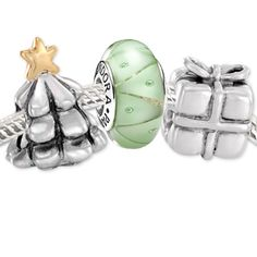 Pandora Christmas Morning Set