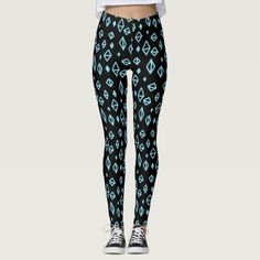 Flower Pattern Leggings black workout leggings outfit, addidas leggings outfit, turquoise leggings outfit #gymwear #leggingsformen #lotusleggingsmen, dried orange slices, yule decorations, scandinavian christmas Black Workout Leggings, Black Leggings, Addidas Leggings Outfit, Pregnancy Workout Videos, Yoga Facts, Toned Legs Workout, Golf Outing, Workout Posters, Pattern Leggings