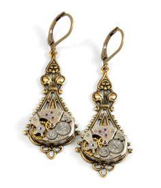 Other Beads & Jewelry Making Glorious Zahnräder Mix Schmuck Anhänger Steampunk Fasching Gothic Basteln Kette Antik Moderate Price