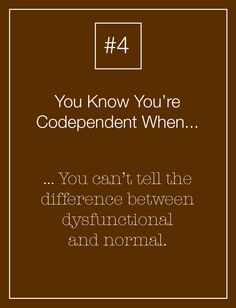 Dysfunctional Families Help Create Codependent People   Codependency Quiz