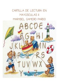 création : dmc taille : 40 x 50 cm * toile : aida 5 blanche vend grille 5 € Cross Stitch For Kids, Cross Stitch Alphabet, Counted Cross Stitch Patterns, Animals For Kids, Animals And Pets, Cute Animals, Critters 3, Little Critter, Alphabet And Numbers