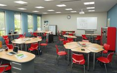 Image result for modern classroom design | flexible classroom ...