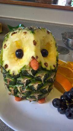 Fruit carving - Creative DIY decoration ideas with fruit, #carving #creative #decoration #fruit #ideas