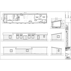 manufactured home plan