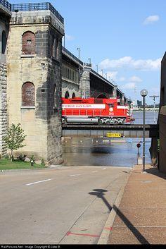 RailPictures.Net Photo: TRRA 2011 Terminal Railroad Association of St. Louis EMD GP38-3 at Saint Louis, Missouri by Jake B.
