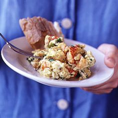 Abbeville Omelette Recipe | SAVEUR