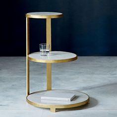 Maisie Side Tables Living Room Update Pinterest Nest Modern - West elm maisie side table