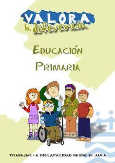 Guia de discapacidad en Educación Primaria.