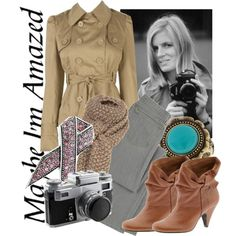 Maybe I'm Amazed by darksweetlady on Polyvore featuring moda, Lipsy, J Brand, Fantasy Jewelry Box, Lucky Brand, Steve Madden, linda mccartney, the beatles, breast cancer and photograper