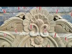 Beautiful model of Taj wood carving work Wood Carving Designs, Wood Carving Tools, Wood Carving Patterns, Wooden Main Door Design, Wood Bed Design, Door Design Images, Carved Wood Wall Art, Painted Cupboards, Wooden Door Hangers