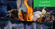 4 Camping Breakfasts Made Easy..  http://rving.how/camping-breakfast-made-easy/