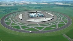 Could circular runways be the future of air travel? Aviation expert Henk Hesselink of the Netherlands Aerospace Centre believes so.