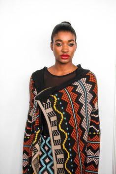 Maxhosa by Laduma. African fashion knitwear pattern SouthAfrica
