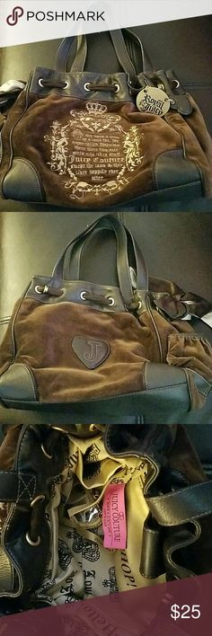 Juicy Couture handbag Very good used condition! Juicy Couture Bags Shoulder Bags