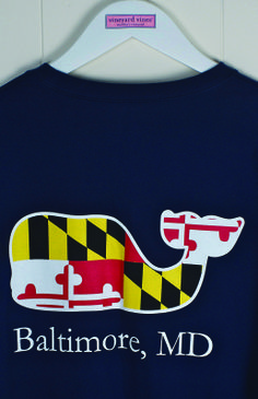 Shop Maryland Pride | Cohen's Clothiers Make that Annapolis and it'll be perfection