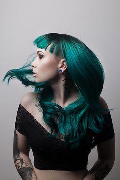 Hair Artist Agyness Frozen