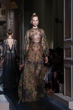 Paris Haute Couture: Valentino Haute Couture Autumn/Winter 2012/2013 collection
