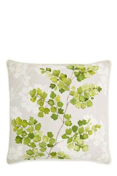 Buy Embroidered Country Sprig Cushion from the Next UK online shop
